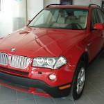 BMW X3 001